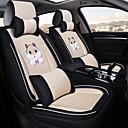 Χαμηλού Κόστους Καλύμματα καθισμάτων αυτοκινήτου-αναπνεύσιμο πολυτελή χειμωνιάτικο μαξιλάρι καθισμάτων από δέρμα πάγου σε όλες τις καιρικές συνθήκες / 5 θέσεων / καθολικό κάλυμμα καθίσματος