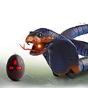 Χαμηλού Κόστους Πρακτικές και αστείες φάρσες-Πρακτικές και αστείες φάρσες Φίδι Κόμπρα Τηλεχειριστήριο Lovely Ανατριχιαστικός / ABS + PC 1 pcs Παιδικά Όλα Αγορίστικα Κοριτσίστικα Παιχνίδια Δώρο