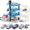 ราคาถูก บล็อกอาคาร-รถของเล่น ชุดรางหินอ่อน วิ่งหินอ่อน รถจักรไอน้ำ Creative ปฏิสัมพันธ์ระหว่างพ่อแม่และลูก พลาสติกนุ่ม สำหรับเด็ก ทั้งหมด Toy ของขวัญ