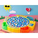 Χαμηλού Κόστους Παιχνίδια ψαρέματος-Παιχνίδια μαγνήτες Ψάρεμα παιχνίδια Ψάρια Ηλεκτρικό Πλαστικά Παιδικά Παιχνίδια Δώρο 1 pcs