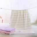 billige Badehåndkle-Overlegen kvalitet Badehåndkle, Blomstret / Mote Ren bomull / Bomull Jacquard Baderom 1 pcs