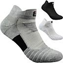 Χαμηλού Κόστους Καπέλα, κάλτσες και θερμαντικά χεριών για τρέξιμο-Șosete de Alergat Αθλητικές κάλτσες / αθλητικές κάλτσες 6 ζευγάρια Ανδρικά Γυναικεία Κάλτσες Καλτσάκια Γυμναστήριο, Τρέξιμο & Γιόγκα Περιορίζει τα Βακτήρια Αθλητικό Τρέξιμο Αθλητισμός Απλός / Βαμβάκι