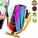 Χαμηλού Κόστους Ασύρματοι φορτιστές-r1 10w qi αερόσακοι ασύρματο αυτοκίνητο γρήγορη φόρτιση αυτόματη σύσφιξη ασύρματο φορτιστή, γρήγορος φορτιστής τηλεφώνου για το αυτοκίνητο για iphone xs max xr x 8 plus galaxy s10 s10 + s9