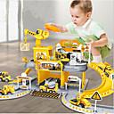 ราคาถูก บล็อกอาคาร-รถของเล่น Building Blocks หินอ่อนวิ่งแข่งก่อสร้าง Creative ลูกบอล ที่เข้ากันได้ Legoing วิวเมือง น่ารัก ปฏิสัมพันธ์ระหว่างพ่อแม่และลูก ทั้งหมด เด็กผู้ชาย เด็กผู้หญิง Toy ของขวัญ
