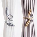Χαμηλού Κόστους Δέστρε Κουρτίνας-diy στρίψιμο και περιστροφή προαιρετική σύνδεση πόρπη νέα δημιουργική κουρτίνα γραβάτα γραβάτα γραβάτα 2 πακέτο