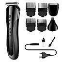 billiga Rakning och hårborttagning-kemei km-1407 hårklippare rakapparat rakkniv näsa hår trimmer trådlösa män frisör verktyg