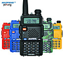 baratos Camera Bags & Cases-Baofeng uv-5r walkie talkie estação de rádio profissional cb baofeng uv5r transceptor 8 w vhf uhf uh 5 uv portátil portátil caça rádio