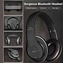 billige Hodetelefoner på øret og over øret-LITBest p47 Over-øret hodetelefon Trådløs Reise og underholdning Bluetooth 5.0 Støyreduksjon Stereo Med volumkontroll