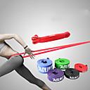 ราคาถูก เครื่องออกกำลังกายและอุปกรณ์ออกกำลังกาย-AOLIKES Exercise Resistance Bands 1 pcs กีฬา อิมัลชัน โยคะ ฟิตเนส ยิมออกกำลังกาย ทนทาน Support สำหรับ ผู้ชาย ผู้หญิง