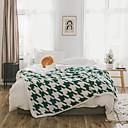 Χαμηλού Κόστους Σαρωτές και φωτοαντιγραφικά-fleece ρίψη κουβέρτα αναστρέψιμη εξαιρετικά πολυτελή βελούδινα κουβέρτα ασαφής μαλακή μίνι ίνα κουβέρτα