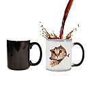 billige Veggklistremerker-Drikkeglas Nyhet Drikkeredskaper Porselen Bærbar Fritid / hverdag