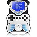 baratos Consoles de Videogames-Consola de jogos portátil de 12 bits para crianças consola de jogos portátil 220 jogos clássicos design de panda 2,5 polegadas sistema de jogos arcade lcd carga usb para crianças