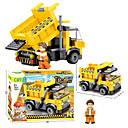 Χαμηλού Κόστους Building Blocks-JIE STAR Τουβλάκια Τετράγωνο Γιούνισεξ Παιχνίδια Δώρο