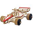 billiga 3D-pussel-3D-pussel Pussel Metallpussel Bilar GDS (Gör det själv) Metall Racerbil Present