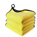 billige Rengjøringsverktøy-supertykke mikrofiberhåndklær superabsorberende mikrofiberhåndklær gjenbrukbart mikrofiber rengjøring støvhåndklær bilvask håndklær 1 pakke