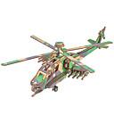 billiga 3D-pussel-3D-pussel Metallpussel Helikopter Metall Unisex Leksaker Present