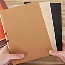 Χαμηλού Κόστους Χαρτί & Τετράδια-Μπλοκ ΣΗΜΕΙΩΣΕΩΝ PU δέρμα 1 pcs Κλασσικό Όλα