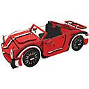 Χαμηλού Κόστους Κάμερα Οπισθοπορείας Αυτοκινήτου-Παζλ 3D Παζλ Ξύλινα μοντέλα Αυτοκίνητο Φτιάξτο Μόνος Σου Ξύλινος Φυσικό Ξύλο Γιούνισεξ Παιχνίδια Δώρο