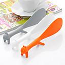 billige Bestikk-kjøkken ekorn form ris scooper padle scoop skje sleiven nyhet kjøkken gadgets