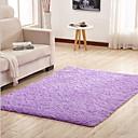 billige Tepper-Dørmatter Moderne Polyester, Rektangulær Overlegen kvalitet Teppe