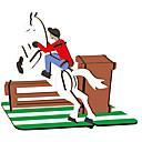Χαμηλού Κόστους Μοντέλα και μοντέλα-Παζλ 3D Παζλ Kit de Construit Έπιπλα Άλογο Φτιάξτο Μόνος Σου Ξύλινος Κλασσικό Παιδικά Γιούνισεξ Παιχνίδια Δώρο