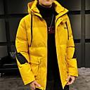 Χαμηλού Κόστους Ρούχα για σκι, σνόουμπορντ-Ανδρικά Μονόχρωμο Ενισχυμένο, Πολυεστέρας Μαύρο / Λευκό / Κίτρινο US32 / UK32 / EU40 / US34 / UK34 / EU42 / US36 / UK36 / EU44