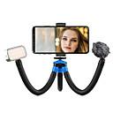 billiga Selfiepinne-premium avtagbar flexibel mini stativ telefonklämmahållare selfie stativ för actionkamera& mobil