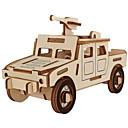 billiga Modeller & Modellpaket-Träpussel Modellbyggset Veteranbil professionell nivå Trä 1pcs Barn Pojkar Present