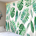 cheap Wall Tapestries-Home Living Tapestry Wall Hanging Tapestries Wall Blanket Wall Art Wall Decor Tropical Leaf Tapestry Wall Decor