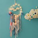 cheap Dreamcatcher-Cloud Dream Catcher Pendant INS Girl Heart Send Friends New And Exotic Creative Gift Pendant