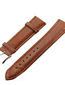baratos Relógios Acessórios-Pulseiras de Relógio Pele Acessórios de Relógios 0.006 Alta qualidade