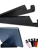 Χαμηλού Κόστους Στηρίγματα και βάσεις τηλεφώνου-Γραφείο iPad / Samsung Tablet / Android Tablet Βάση στήριξης βάσης Ρυθμιζόμενη βάση iPad / Samsung Tablet / Android Tablet Πλαστική ύλη Κάτοχος