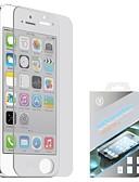 Χαμηλού Κόστους Προστατευτικά οθόνης για iPhone-AppleScreen ProtectoriPhone SE / 5s Έκρηξη απόδειξη Προστατευτικό μπροστινής οθόνης 1 τμχ Σκληρυμένο Γυαλί