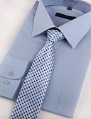 olcso Férfi nyakkendők és csokornyakkendők-Férfi Kockás Party / Munkahelyi - Nyakkendő