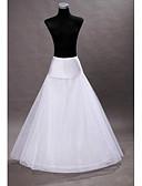 povoljno Korzeti i grudnjaci-vjenčanice s podnim duljinama a-line slip s priborom za vjenčanje