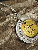 Χαμηλού Κόστους Quartz Ρολόγια-Γυναικεία Κρεμαστά Κολιέ MOON Καρδιά κυρίες Love Καρδιά Κράμα 2# 3 Κιλά 4# Κολιέ Κοσμήματα Για Ευχαριστώ Βαλεντίνος