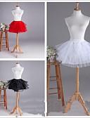 povoljno Suknje za djevojčice-Vjenčanje Special Occasion Podsuknje Til Short-Length Ball haljina proklizavanja s