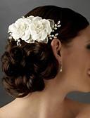 Χαμηλού Κόστους Πέπλα Γάμου-Κρύσταλλο / Στρας Κομμάτια μαλλιών / Τσιμπιδάκι με 1 Γάμου / Ειδική Περίσταση / Causal Headpiece