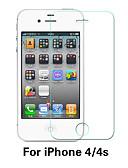 Χαμηλού Κόστους Αντρικές Γραβάτες & Παπιγιόν-AppleScreen ProtectoriPhone 6s Επίπεδο σκληρότητας 9H Προστατευτικό μπροστινής οθόνης 1 τμχ Σκληρυμένο Γυαλί