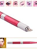 זול מחטים לאיפור קבוע-איפור קבוע גבות מקצועיות 3d מיצוב עט ידני מתל עט מכונת עט קעקוע DSH-0023