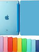 Χαμηλού Κόστους iPad περίπτωση-tok Για iPad Air iPad Air / iPad 4/3/2 / iPad Mini 3/2/1 Μονόχρωμο / Ανθεκτική σε πτώσεις / Ανοιγόμενη Πλήρης Θήκη Συμπαγές Χρώμα Σκληρή PU δέρμα / iPad Pro 10.5 / iPad (2017)