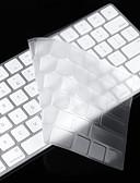 Χαμηλού Κόστους Αξεσουάρ MacBook-για το μήλο μαγεία πληκτρολόγιο σαφή TPU φορητό πληκτρολόγιο κάλυψη δέρμα προστατευτικό φιλμ, μας διαρρύθμιση