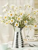 ราคาถูก กางเกงขาสั้น-ดอกไม้ประดิษฐ์ 1 สาขา ทุ่งหญ้าชนบท สไตล์ Sunflowers เดซี่ แมกโนเลีย ดอกไม้วางบนโต๊ะ