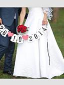 ราคาถูก ของประดับตกแต่งงานแต่งงาน-การตกแต่งงานแต่งงานที่ไม่ซ้ำใคร Pearl Paper เครื่องประดับจัดงานแต่งงาน งานแต่งงาน / วันครบรอบ / วันเกิด ชายหาด / ธีมสวน / ธีมเอเชีย ฤดูใบไม้ผลิ / ฤดูร้อน / ตก