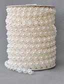 ราคาถูก ชุดเพื่อนเจ้าสาว-Creative สีทึบ โบว์ พลอยเทียม ริบบิ้นจัดงานแต่งงาน - 1 ชิ้น / ชุด การตกแต่งงานแต่งงานที่ไม่ซ้ำใคร โบว์พลอยเทียม