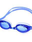 ราคาถูก ผ้าพันคอสุภาพบุรุษ-แว่นตาว่ายน้ำ กันน้ำ ป้องกันหมอกควัน กําหนด มิร์เรอร์ เจลซิลิก้า PC ขาว สีดำ สีน้ำเงิน สีแดง สีเทา สีดำ