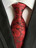 olcso Férfi zakók és öltönyök-Férfi Kreatív Stílusos Luxus / Minta / Klasszikus - Nyakkendő