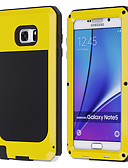 Χαμηλού Κόστους Αξεσουάρ Samsung-tok Για Samsung Galaxy Note 5 Ανθεκτική σε πτώσεις Πλήρης Θήκη Πανοπλία Μεταλλικό
