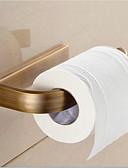 povoljno Odijela-Držač toaletnog papira Suvremena mesing 1 kom. - Hotel kupka