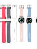 billige Smartwatch Bands-Klokkerem til Gear S2 Samsung Galaxy Sportsrem Silikon Håndleddsrem